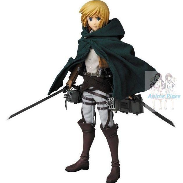 RAH Attack on Titan - Armin